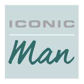 iconic man