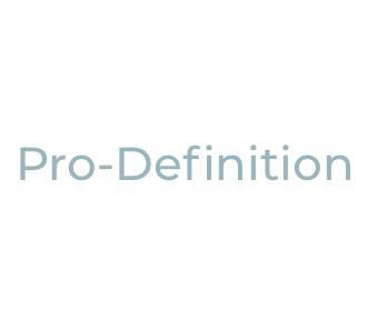 Pro-Definition