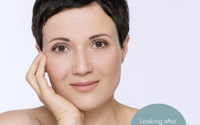 Looking after you skin in your 40's