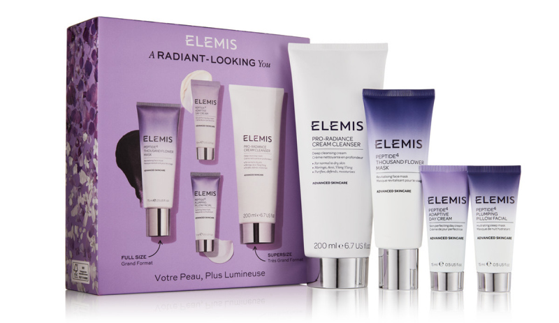 Peptide A Radiant Looking You 4 Step Collection